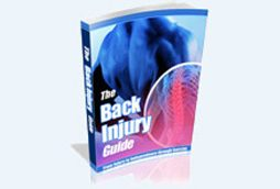 Back Injury Guide